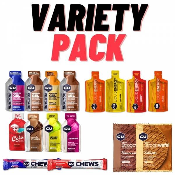 GU Variety Pack